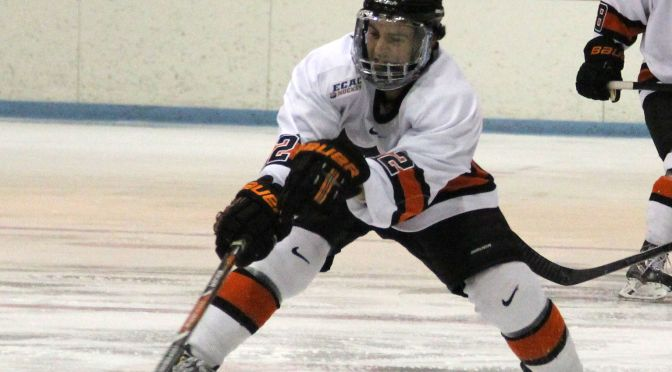 Princeton's Mike Ambrosia Uses Third Development Camp To Focus On 'Little Things'