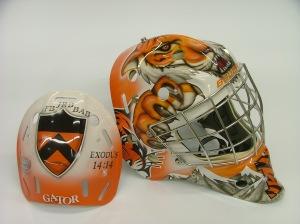 Ryan Benitez Mask (Photo courtesy of Ryan Benitez(