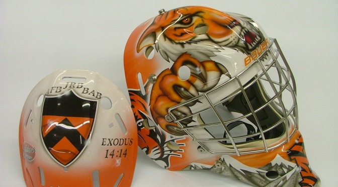 Princeton Goaltending: The Story Behind The Mask