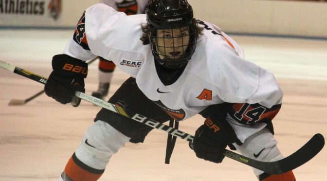 Princeton Hockey Alumnus Andrew Ammon Signs With Providence