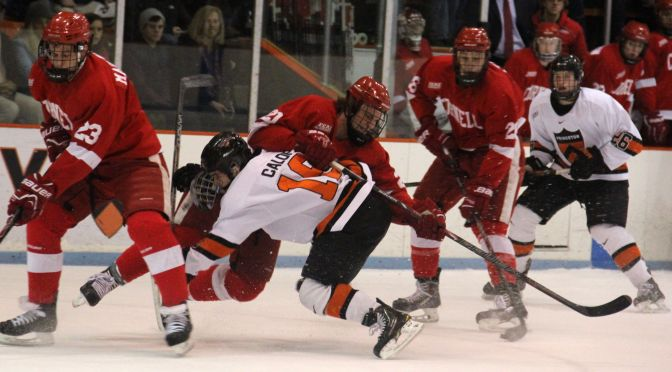 Princeton vs. Cornell Photos 2.22.14