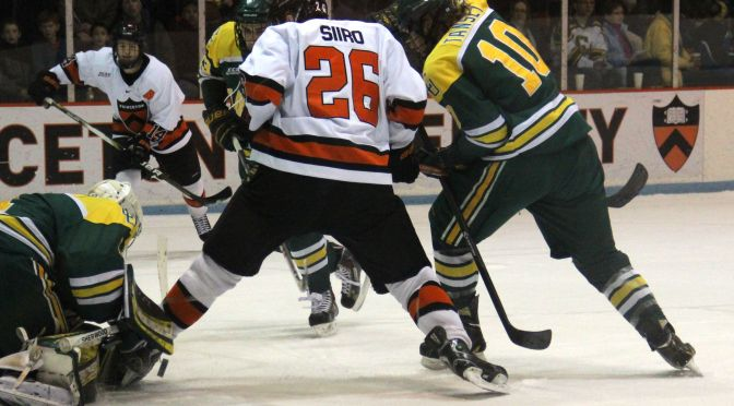Princeton vs. Clarkson Photos 2.8.14