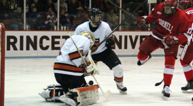 Sean Bonar Follows Leadership Example of Previous Princeton Seniors, Including Taylor Fedun