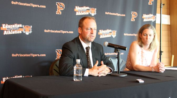 Princeton Hockey Hires Ron Fogarty As New Head Coach