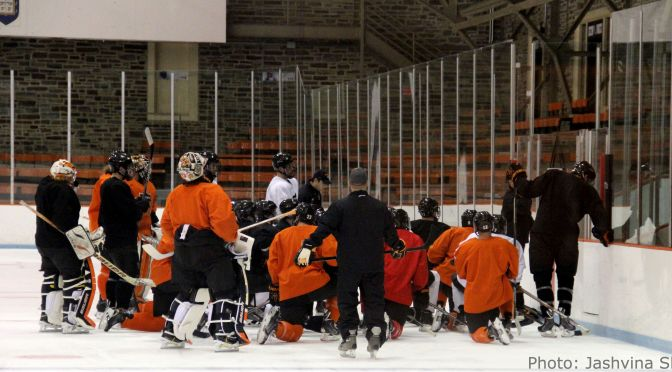 Princeton Ready To Take The Ice After An Offseason Of Changes