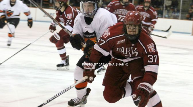 Princeton Travels To Dartmouth, Harvard For Last Regular Season Weekend