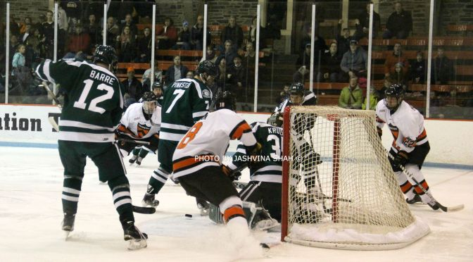 Princeton Ends Season With Shutout Loss To Dartmouth