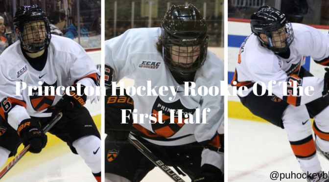 Midseason Awards: Princeton's Rookie Of The First Half