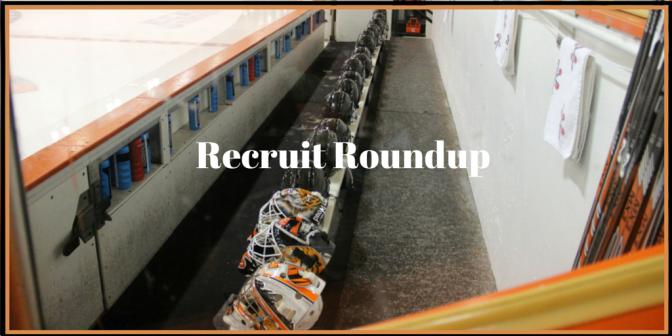Recruit Roundup