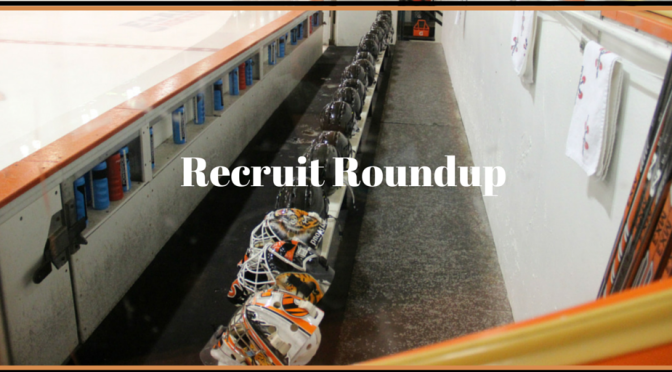 Recruit Roundup