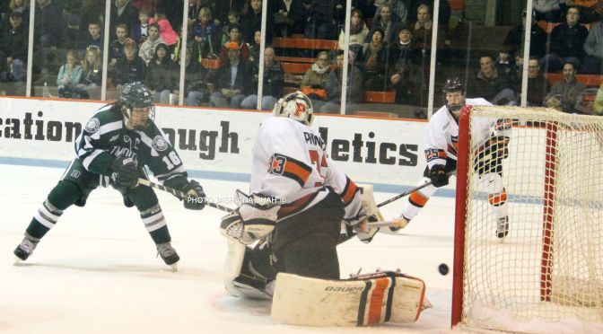 Second-Period Lapse Dooms Princeton In Loss To Dartmouth