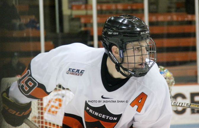 Midterms Not A Playoff Distraction For Princeton
