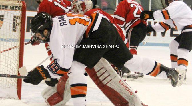 Princeton vs. RPI 1.10.15 Photos