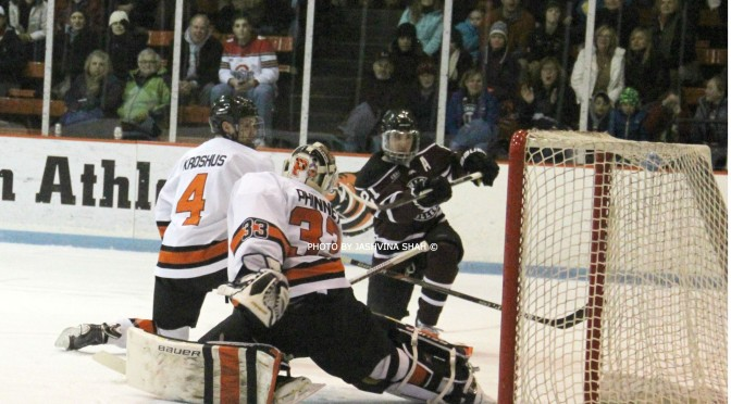 Mental Mistakes Doom Princeton In Loss To Union