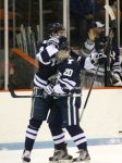 John Baiocco celebrates his New Jersey homecoming with a goal