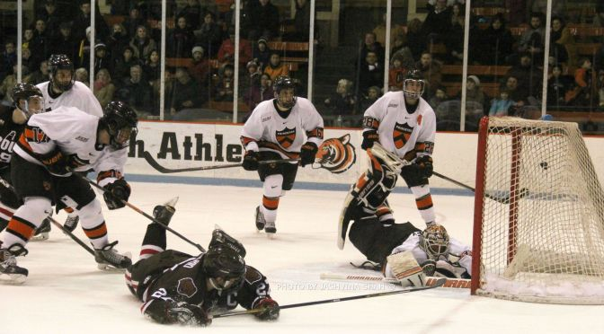 Princeton vs. Brown 2.20.15 Photos