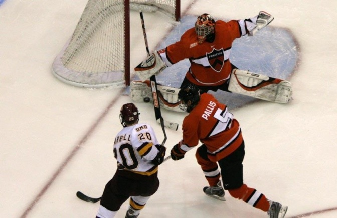 Princeton Hockey Alumni Kevin Crane, Zane Kalemba Form Development Group To Give Back To N. J. Youth Hockey