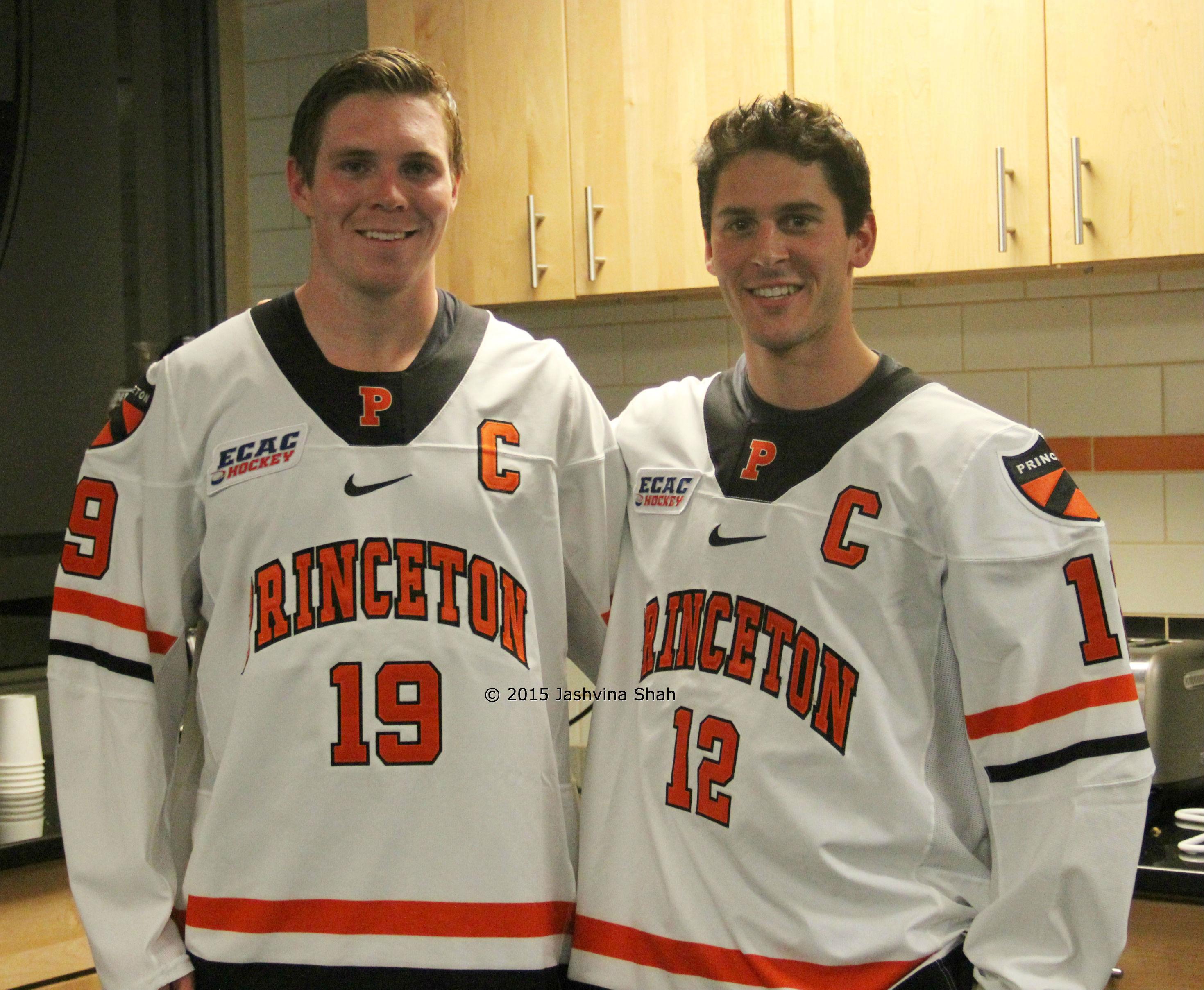 Princeton Enters Season With New Jerseys